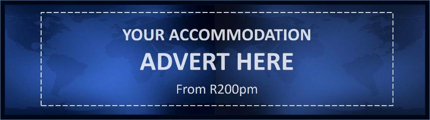 Advertise Accommodation